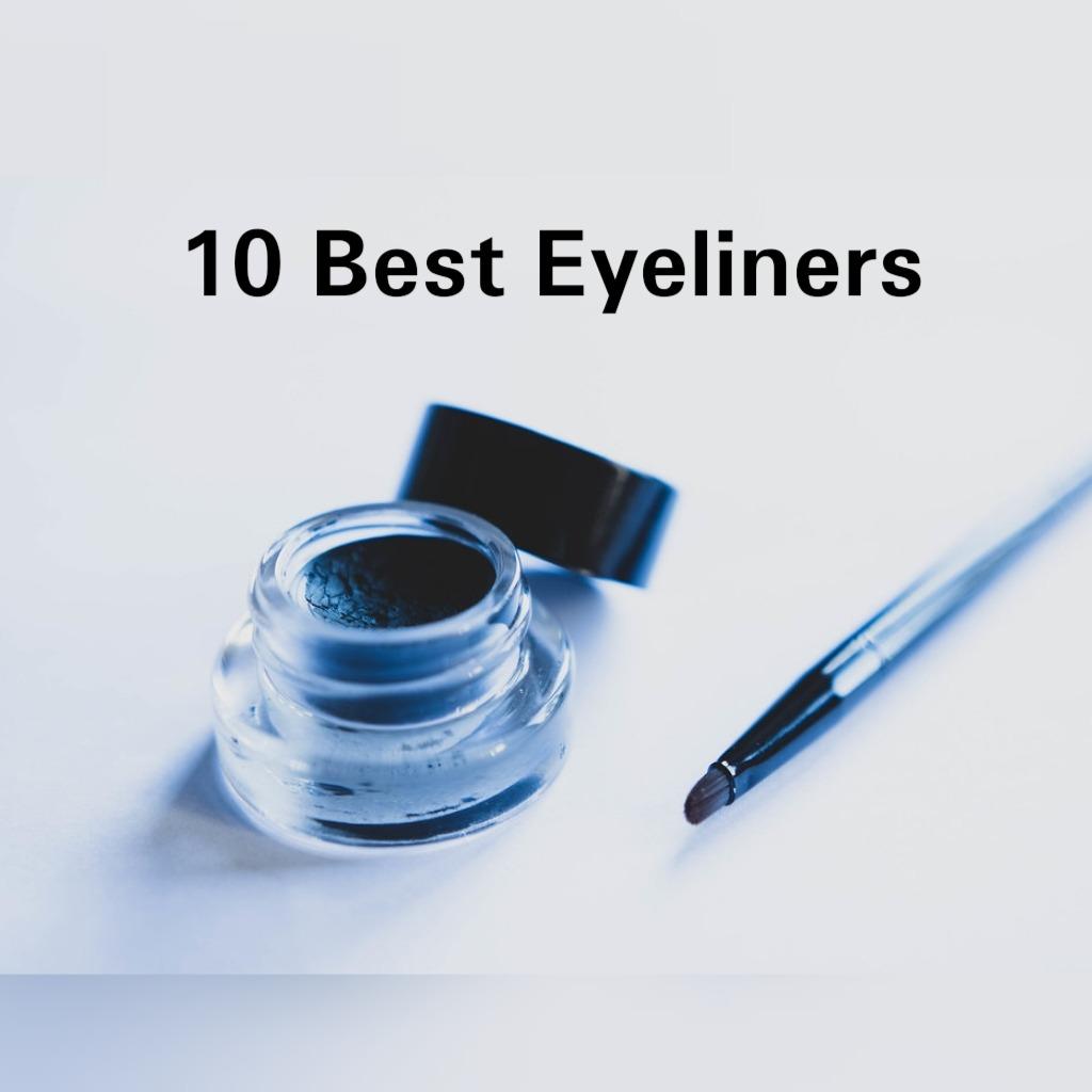 10 Best Black Eyeliners